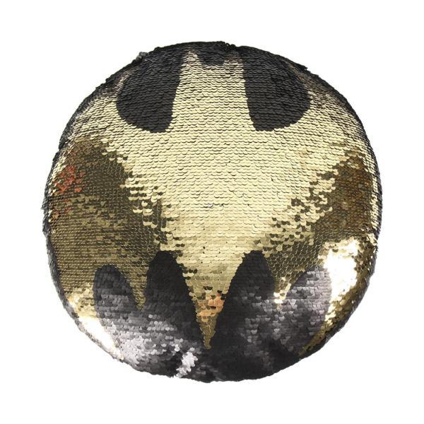 Cojín Batman con forma de redonda