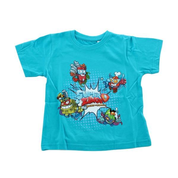 Camiseta corta Superzings