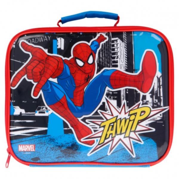 Bolsa portaalimentos Spiderman