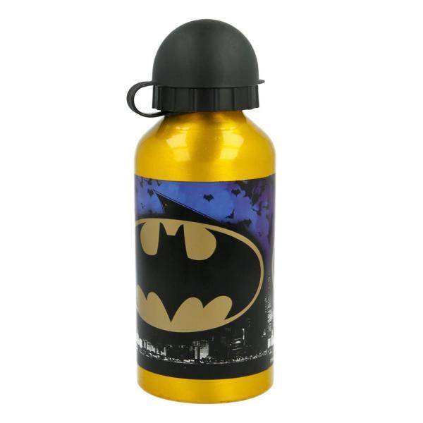 Bidón de aluminio Batman 400 ml